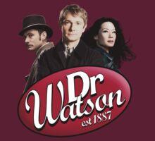 Dr Watson - 3 Representations by waynejay