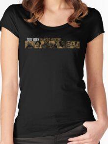 Zoo York Harold Hunter Women's Fitted Scoop T-Shirt
