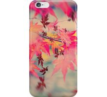 Shades of Autumn iPhone Case/Skin