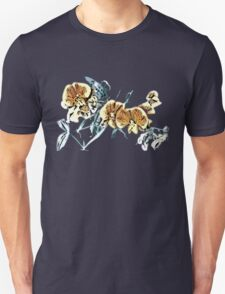 Floral Design (01) T-Shirt