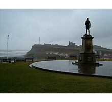 Captain James Cook, at Whitby Photographic Print