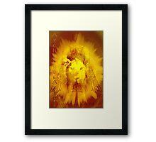 Archangel Ariel'... Framed Print