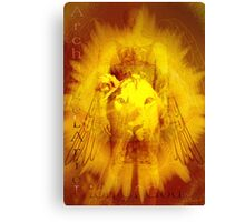 Archangel Ariel'... Canvas Print