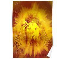 Archangel Ariel'... Poster