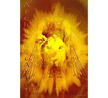 Archangel Ariel'... Photographic Print