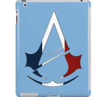 Viva La France Funny Geek Nerd iPad Case/Skin