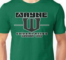 WAYNE ENTERPRISES Funny Geek Nerd Unisex T-Shirt