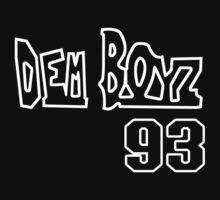 We Dem Boyz Funny Geek Nerd by utomo
