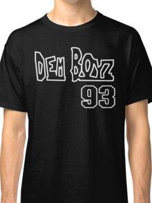 We Dem Boyz Funny Geek Nerd Classic T-Shirt