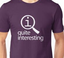 QI: Quite Interesting Unisex T-Shirt