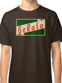 retro gelato Classic T-Shirt
