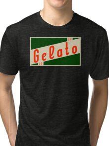 retro gelato Tri-blend T-Shirt