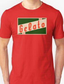retro gelato Unisex T-Shirt