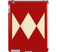 what ranger are you Funny Geek Nerd iPad Case/Skin