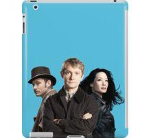 Dr. Watsons - Three Representations. iPad Case/Skin