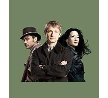 Dr. Watsons - Three Representations. Photographic Print