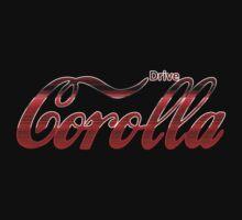 Corolla Coca Cola Kids Clothes