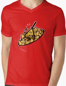 Bill Cipher boss of Doritos Mens V-Neck T-Shirt