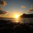 Hamilton Island Sunrise by MichaelCouacaud