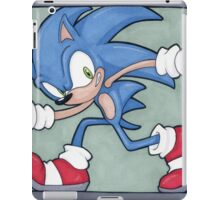 Sonic the Hedgehog 02 iPad Case/Skin