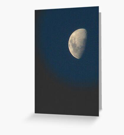 Moondance Greeting Card