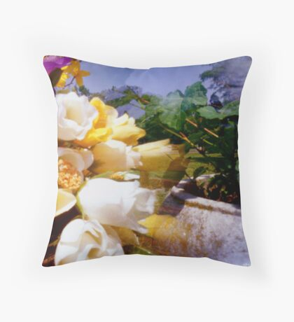 pinscape angel 1 Throw Pillow