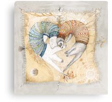 Love Sleep II Metal Print