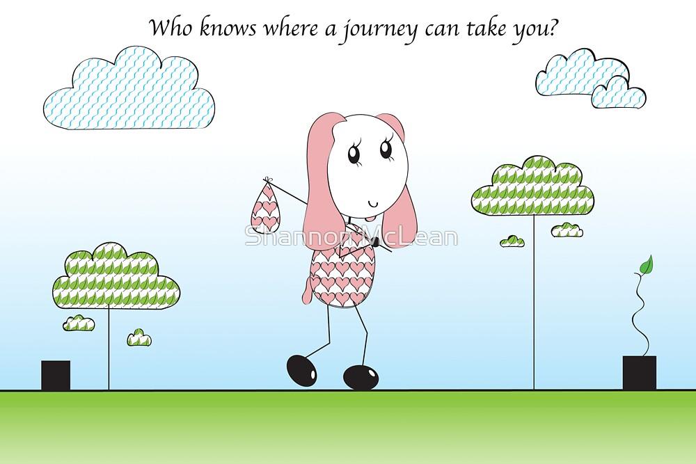 Sheepy's Walk by shanmclean