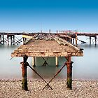 Fort Victoria Pier by manateevoyager