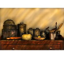 Kitchen Still Life Photographic Print