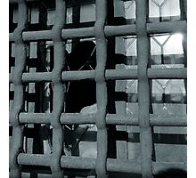 Cell window, Doge's Palace Venice Photographic Print