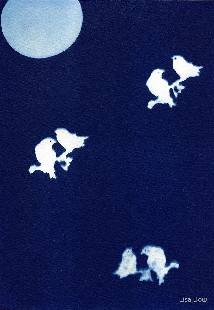Moon Birds by Lisa Bow