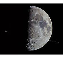 Occultation of Saturn Photographic Print