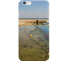 Tide's Out at Fouras iPhone Case/Skin