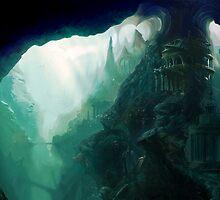 The Forgotten Atlantis by Moysh
