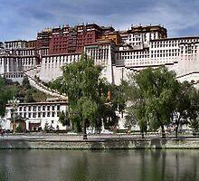 Potala Palace - Lhasa, Tibet by troy