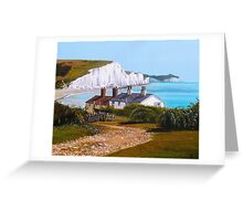 Seven Sisters Summer Greeting Card