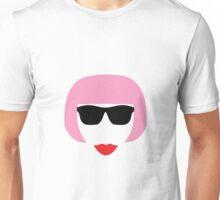 Girl Face Shampoo Unisex T-Shirt