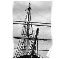 Of Sailing Ships... Poster