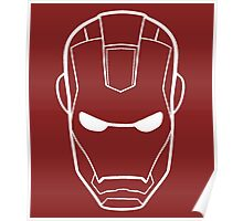 Iron Man relative Poster
