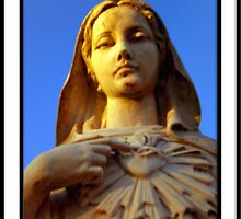 The Blessed Mother - Queen of the Angels #2 by kimbeaux1969
