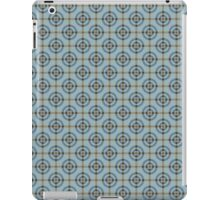 Bullseye Pattern iPad Case/Skin