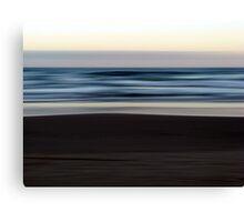 Beach Impressions #4  Canvas Print