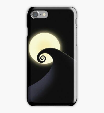 Nightmare wave iPhone Case/Skin