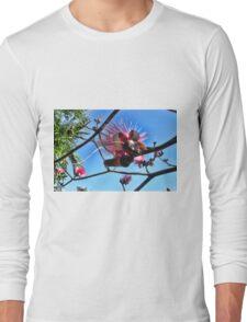 Shaving Brush Tree 3 Long Sleeve T-Shirt