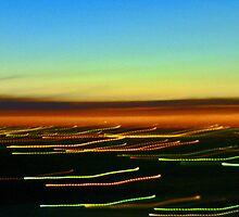 light waves 2 by Sam Fonte