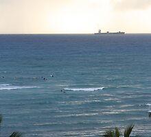 Tanker Ahoy! by Thudd