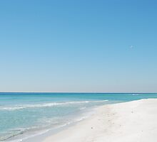 Pensacola Beach by Edith Farrell