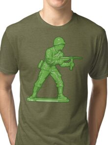 Toy Soldier [large] Tri-blend T-Shirt