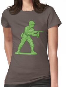 Toy Soldier [large] Womens Fitted T-Shirt